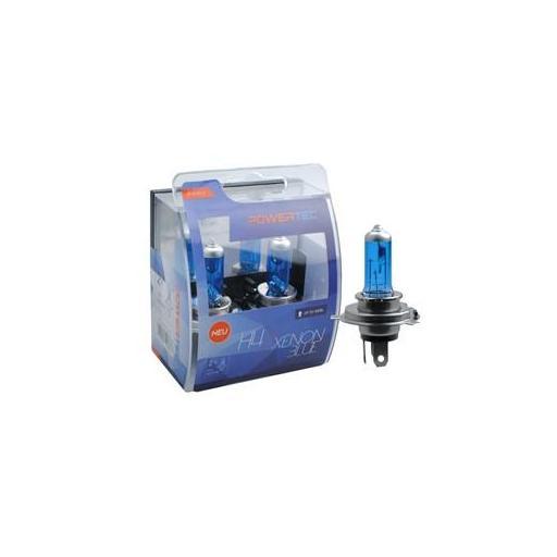 Powertec Xenon Azul H4 12V DUO [1]