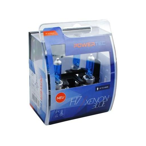 Powertec Xenon Azul H7 12V DUO [0]