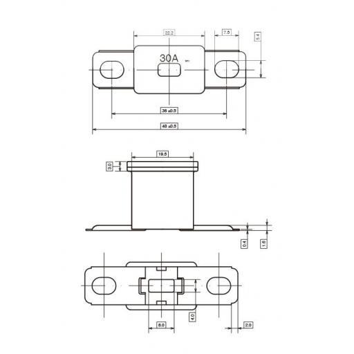 Fusible Pal 48  (5 Unidades) [1]