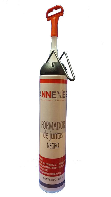 Silicona de Juntas RTV Negro 200 ml.