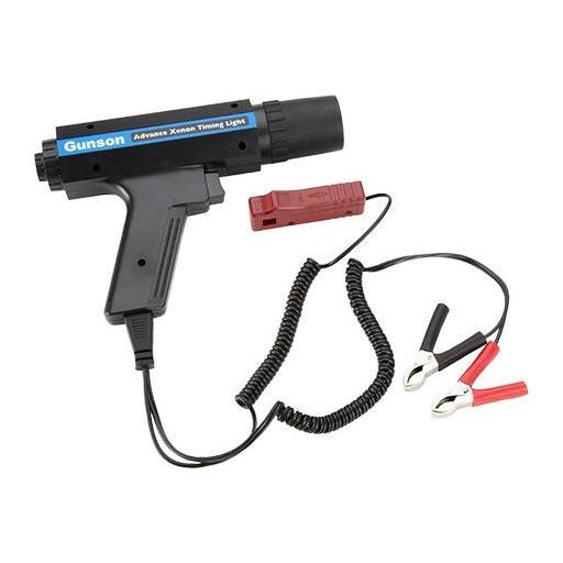 Pistola Estroboscópica con Avance