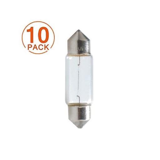 Lámpara  Plafonier C5W 12V/5W  T11x36  SV8.5-8  M-Tech (10 unidades) [0]