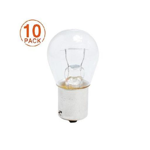 Lámpara 1 Polo 12V 21W PY21W BAU15S  M-Tech (10 unidades)