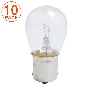 Lámpara M-Tech 1 Polo  24V  21W  S25  BA15s (10 Unidades)