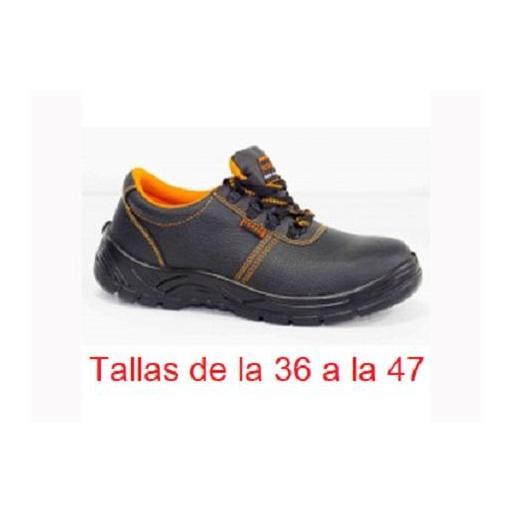 Zapato de Seguridad  ZF-50066S  FERKO