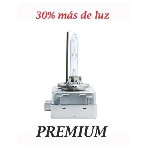 Lámpara Xenón M-Tech D1S PREMIUM 6000K