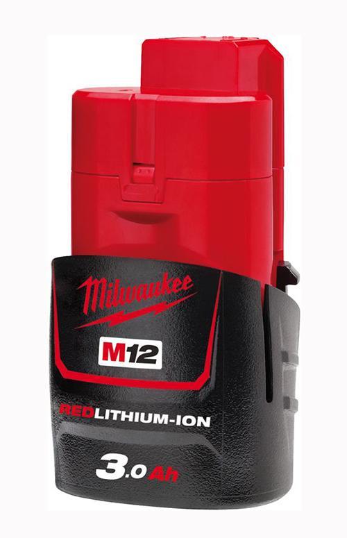 Batería MILWAUKEE M12 REDLITHIUM-ION™ 3.0Ah