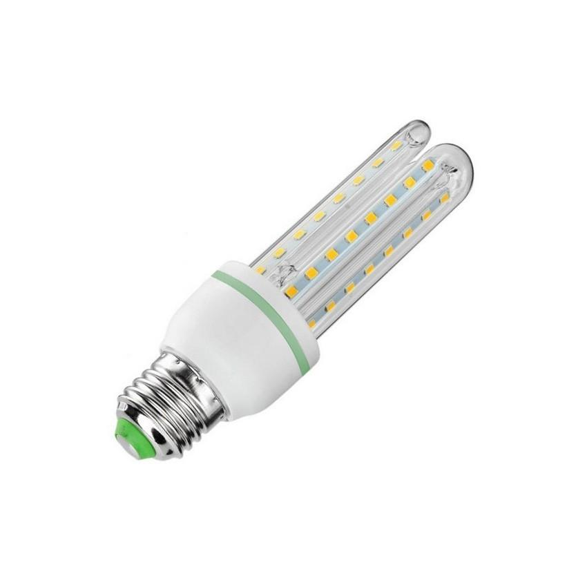 Bombilla LED CFL E27 12W  1100 lumens