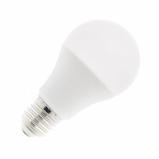 Bombilla LED E27 A60 10W  999 lumens