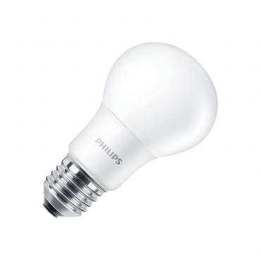 Bombilla LED E27 A60 Philips CorePro CLA 5.5W  470 lumens