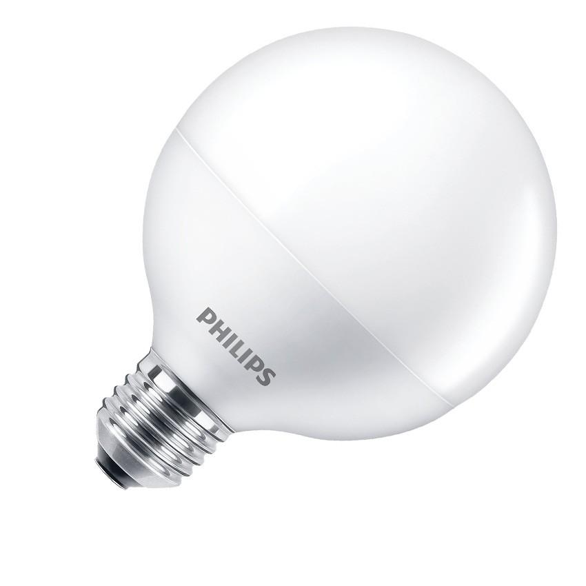 Bombilla LED E27 G93 Philips 9.5W  806 lumens