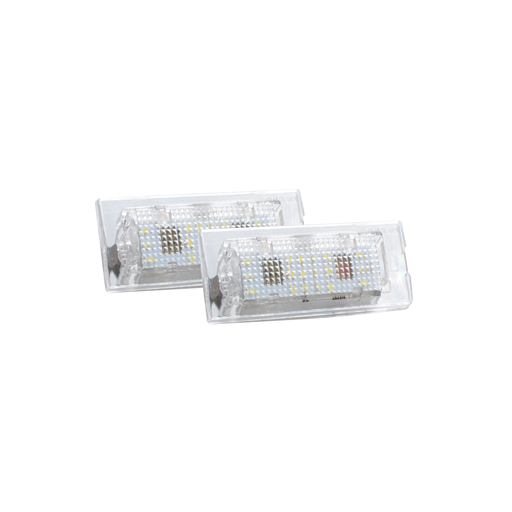 Plafón de Matrícula LED BMW  LP-E5383  (Ver modelos) [1]