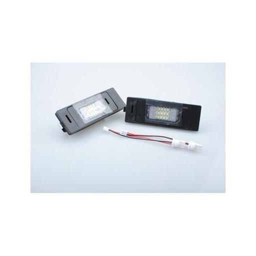 Plafón de Matrícula LED BMW LD-16Z  (Ver modelos) [3]