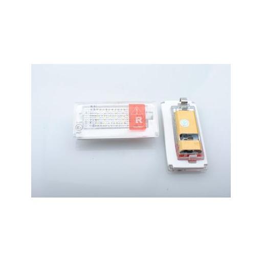 Plafón de Matrícula LED MINI LD-MNP [1]