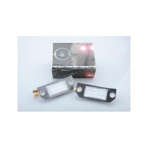 Plafón de Matrícula LED FORD LP-FKS2