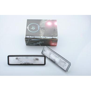 Plafón de Matrícula LED OPEL LP-OPEL
