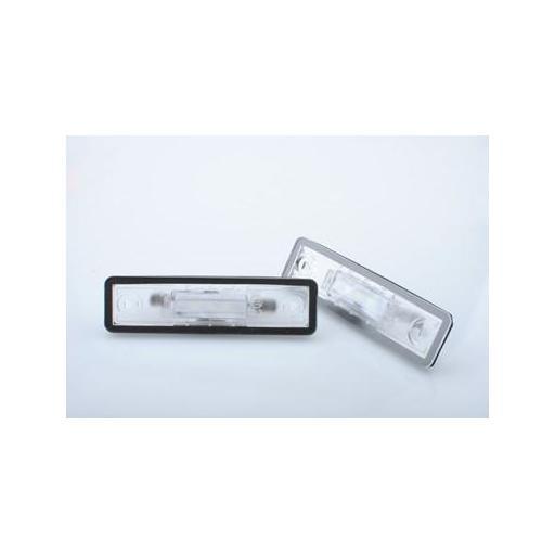 Plafón de Matrícula LED OPEL LP-OPEL [1]