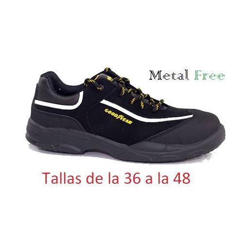 Zapato de Seguridad  G1388601C  GoodYear