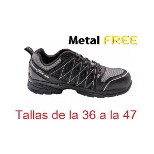 Calzado Deportivo de Seguridad GYSHU1506N  GoodYear