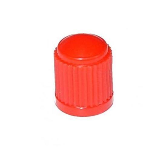Caja 100 Tapones ROJOS  para Válvulas.