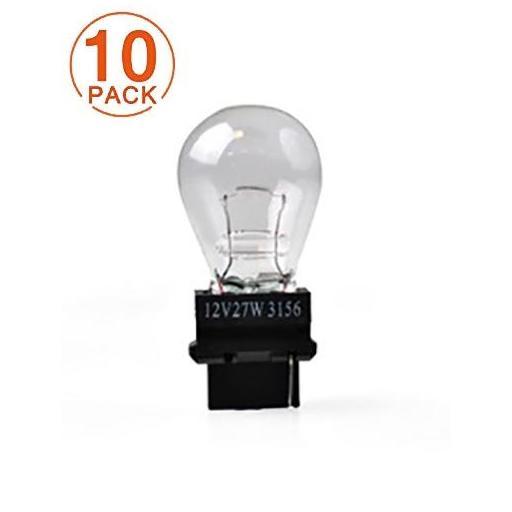 Lámpara M-Tech 12V/27W W2.5x16d - 3156 (10 Unidades)