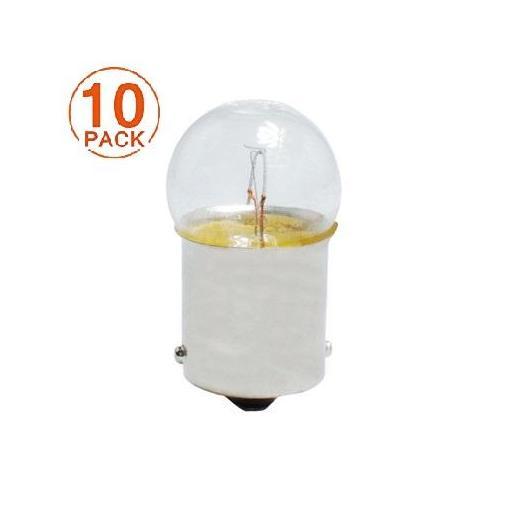 Lámpara G18 12V/10W BA15S M-Tech (10 unidades)