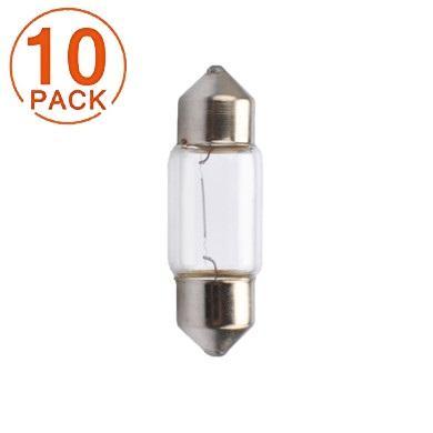 Lámpara C10W 12V/10W SV8.5-8 T11x31 M-Tech (10 unidades)