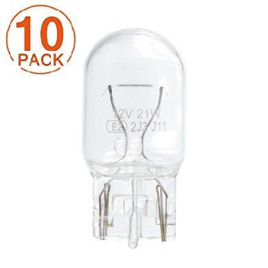 Lámpara T20 12V/21W  W21W  M-Tech  (10 unidades)