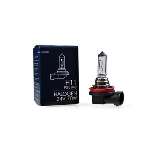 Lámpara Halógena M-Tech H11 24V/70W PGJ19-2  [1]