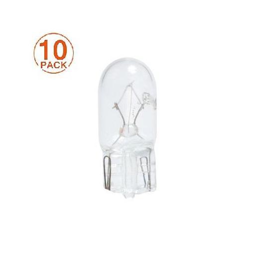 Lámpara M-Tech 24V/5W T10-W5W  W2.19.5d (10 Unidades) [0]