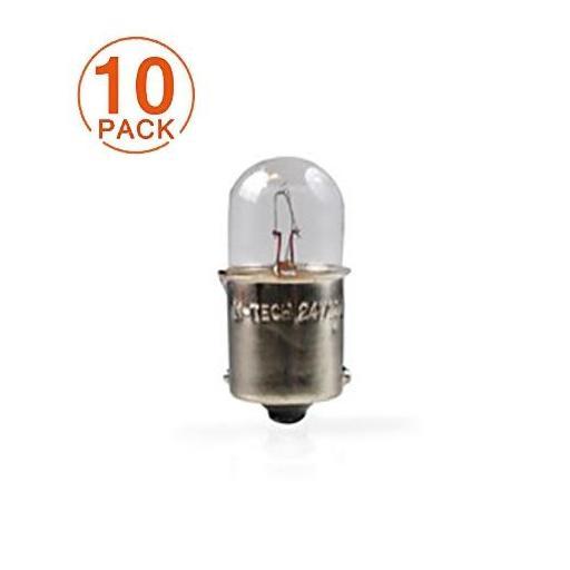 Lámpara M-Tech G18 24V/10W BA15S  (10 Unidades)