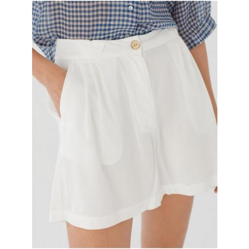 SHORTS TENCEL CRUDO, NICE THINGS, REF. WWM047 [1]