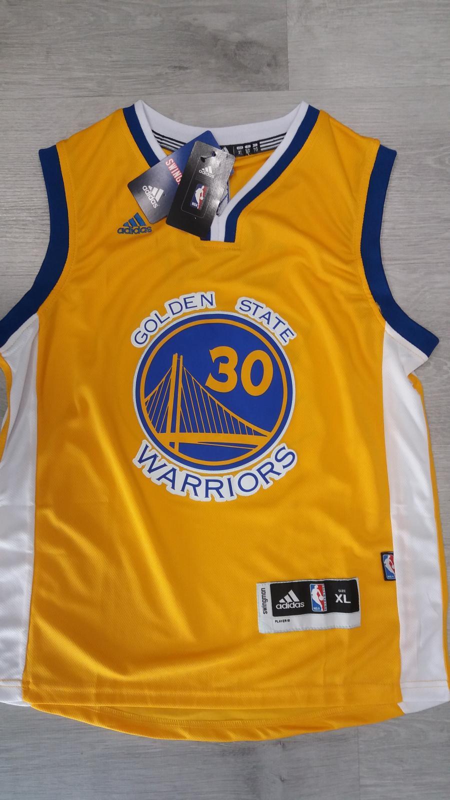 Golden State Warriors #30 Stephen Curry Gold Stitched Adidas Alternate NBA Swingman Jersey