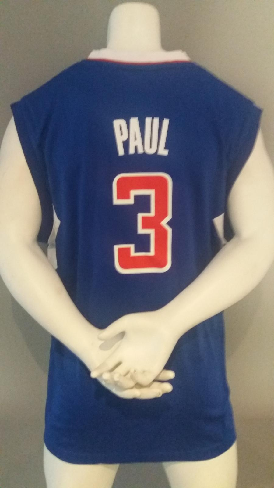 Jersey - Replica - Hombre - Chris Paul - LA Clippers - Alternate - Adidas