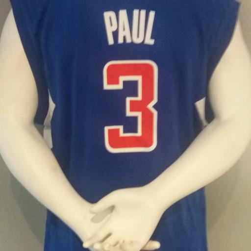 Jersey - Replica - Hombre - Chris Paul - LA Clippers - Alternate - Adidas