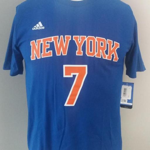 Jersey - T-shirt - Joven - Carlmelo Anthony - New York Knicks - Alternate - Adidas [1]