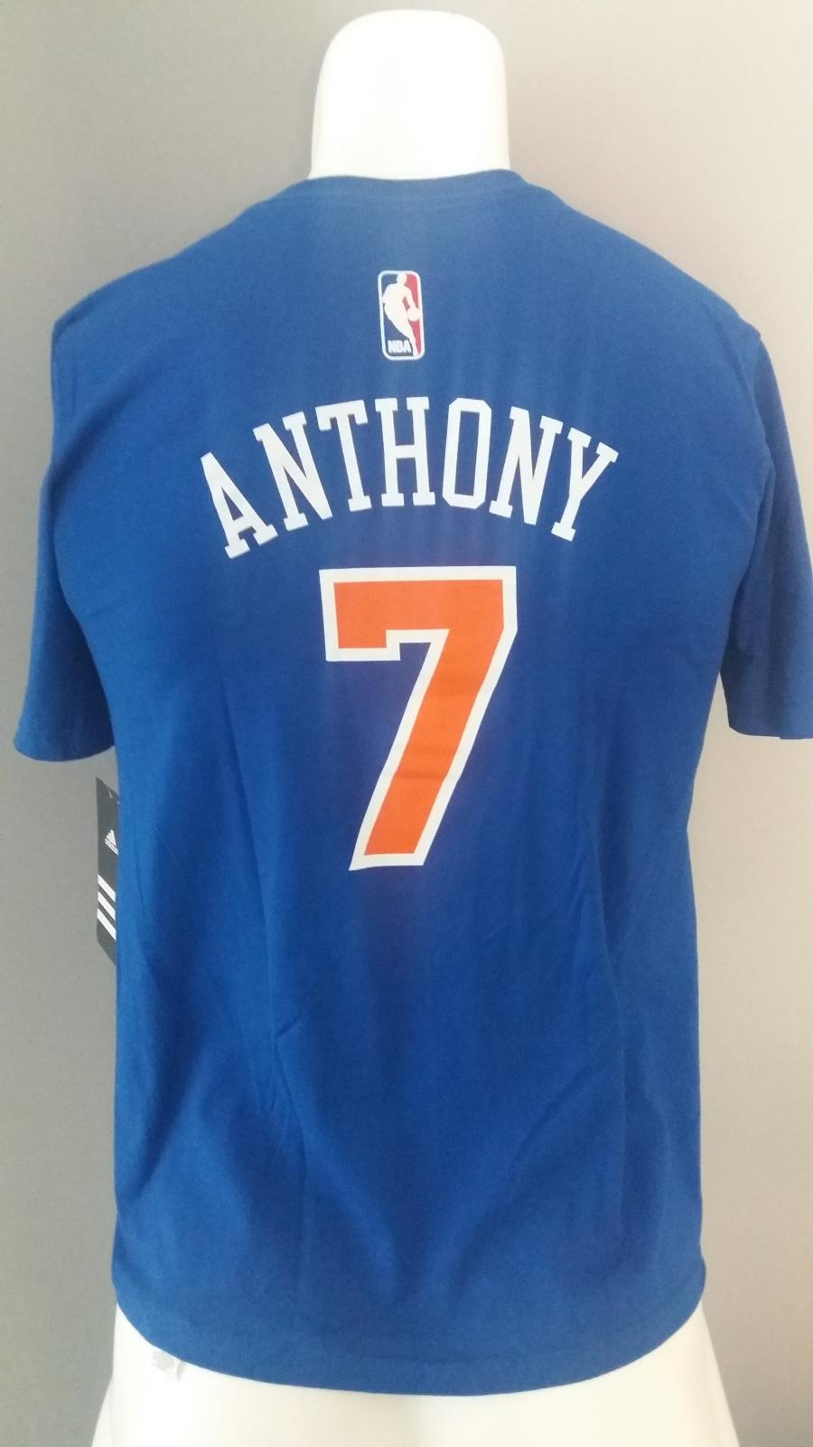 Jersey - T-shirt - Joven - Carlmelo Anthony - New York Knicks - Alternate - Adidas