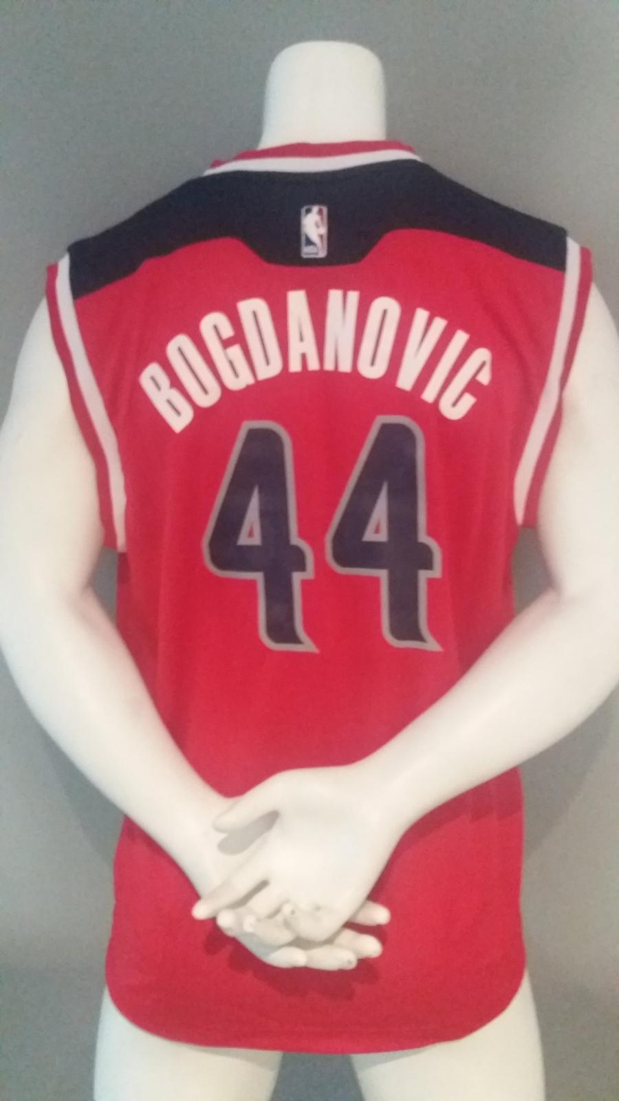 Jersey - Replica - Hombre - Bojan Bogdanovic - Washington Wizards - Road - Adidas