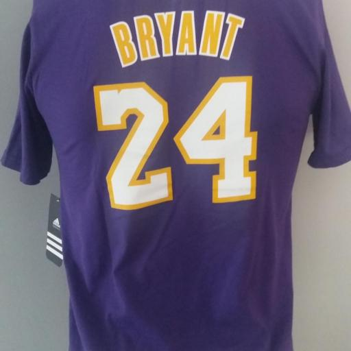 Jersey - T-shirt - Joven - Kobe Bryant - Los Angeles Lakers - Alternate - Adidas