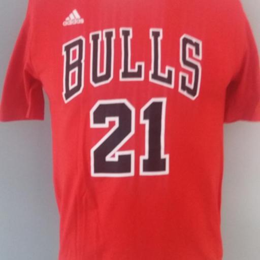 Jersey - T-shirt - Joven - Jimmy Butler - Chicago Bulls - Alternate - Adidas
