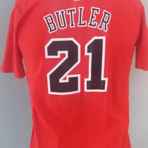 Jersey - T-shirt - Joven - Jimmy Butler - Chicago Bulls - Alternate - Adidas [1]
