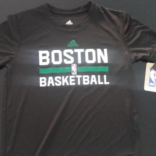 Jersey - Practise - Joven - No Name - Boston Celtics - Alternate - Adidas