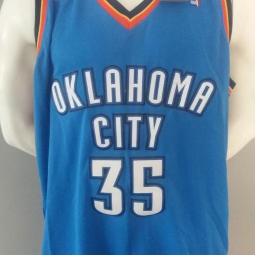 Jersey - Swingman - Hombre - Kevin Durant - Oklahoma City Thunder - Road - Adidas [1]