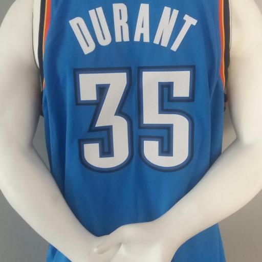 Jersey - Swingman - Hombre - Kevin Durant - Oklahoma City Thunder - Road - Adidas