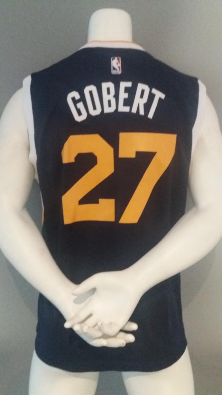 Jersey - Replica - Hombre - Rudy Gobert - Utah Jazz - Road - Adidas