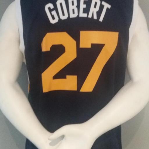 Jersey - Replica - Hombre - Rudy Gobert - Utah Jazz - Road - Adidas [0]