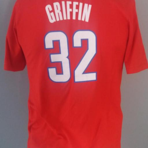 Jersey - T-shirt - Joven - Blake Griffin - LA Clippers - Alternate - Adidas [1]