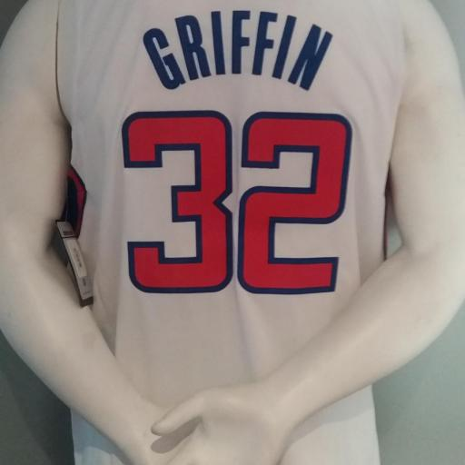 Jersey - Swingman - Hombre - Blake Griffin - LA Clippers - Home - Adidas [1]