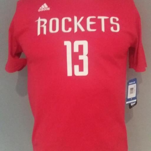 Jersey - T-shirt - Joven - James Harden - Houston Rockets - Alternate - Adidas [0]