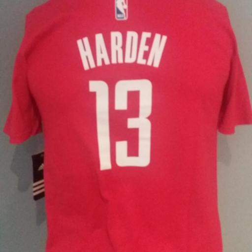 Jersey - T-shirt - Joven - James Harden - Houston Rockets - Alternate - Adidas [1]